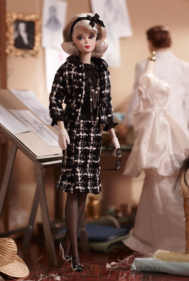 Коллекционная кукла Барби Красота Букле - Bouclé Beauty Barbie Doll 2015